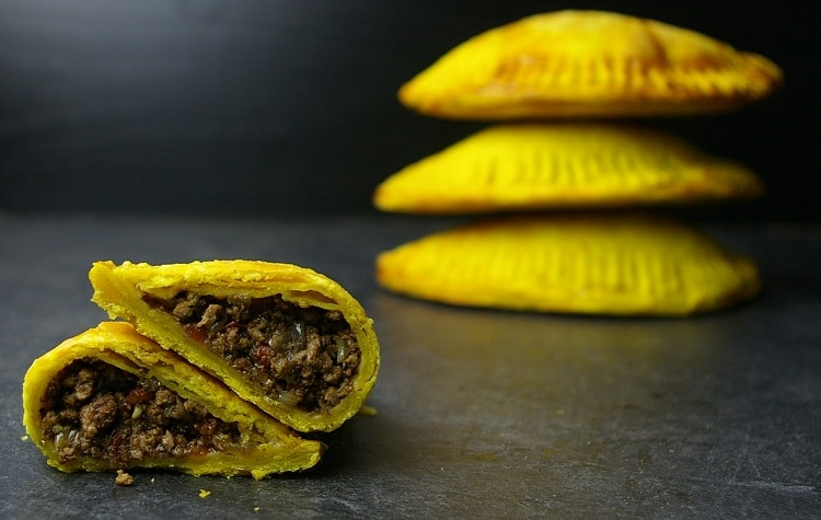how to cook jamaican beef patties in the microwave