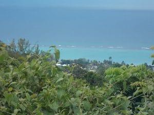 Caribbean Sea in Jamaica