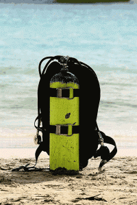 Tank for Diving