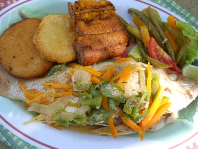 Real authentic jamaican food for Authentic caribbean cuisine