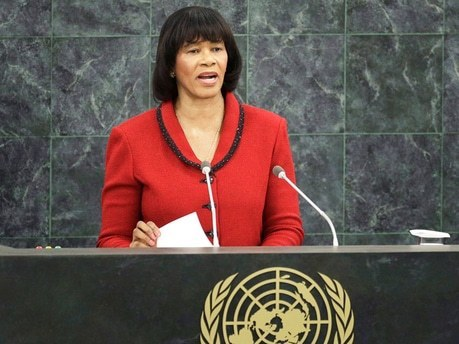 PM Portia Simpson-Miller at UN 68th General Assembly