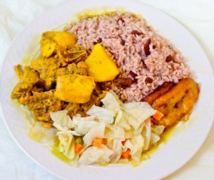 Island Cuisine – Curry Chicken Recipe