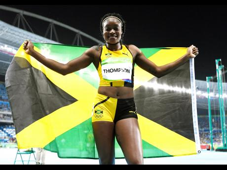 The Sooner You Know Elaine Thompson The Better