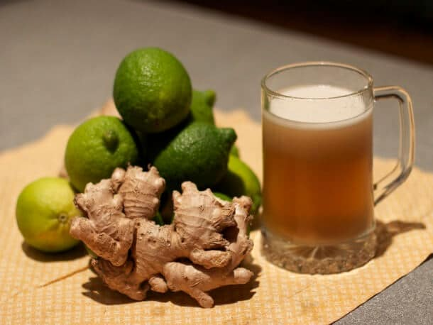Jamaican Ginger Beer: A Refreshing and Healthy Drink