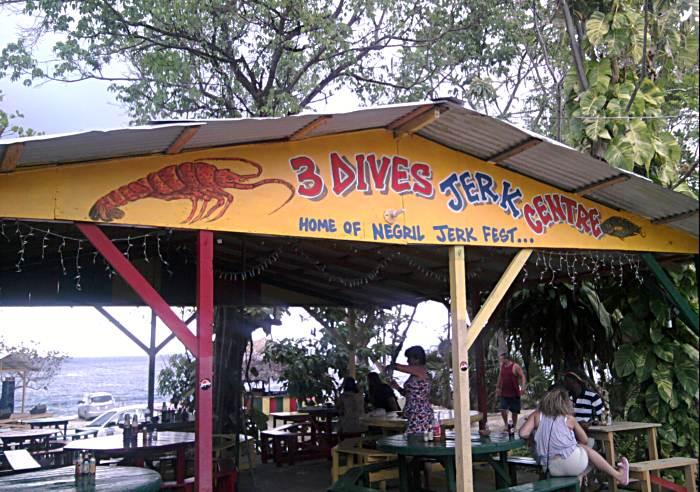 3 Dives Jerk Restaurant