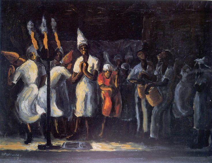 Nine Night painting