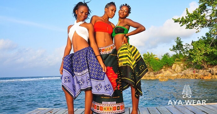 Afro-Jamaican clothing