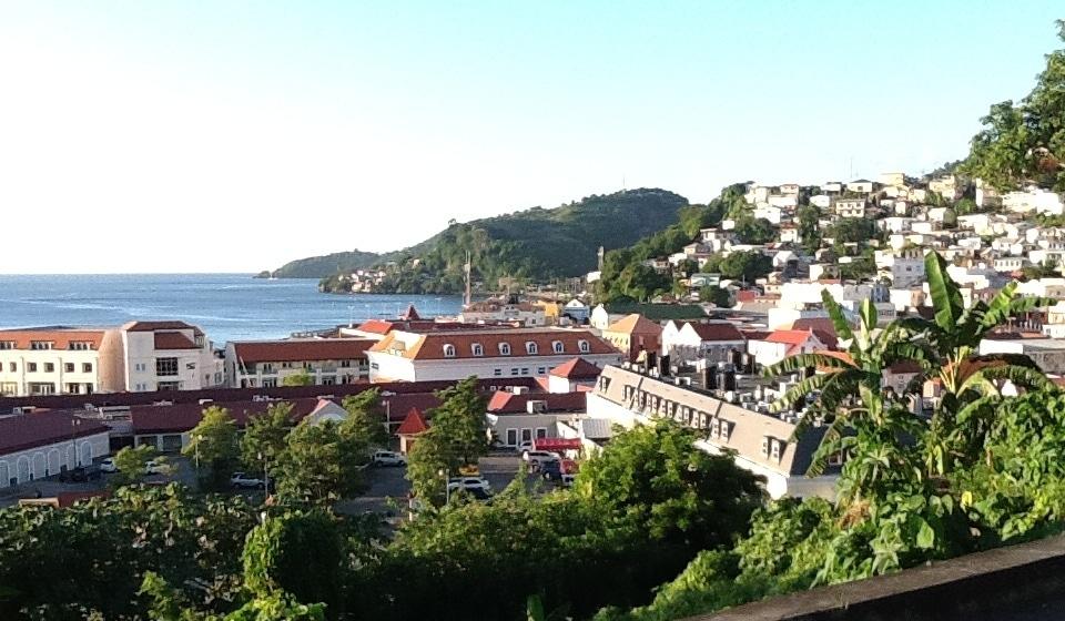 St. George, Grenada Scenery