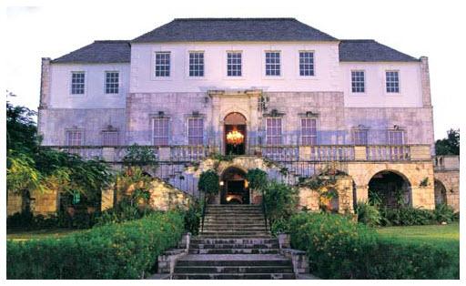Rose Hall Plantation, Montego Bay Jamaica