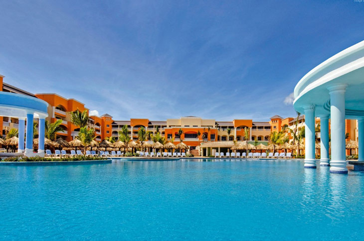 Iberostar Grand Hotel Rose Hall with a pool and cotage